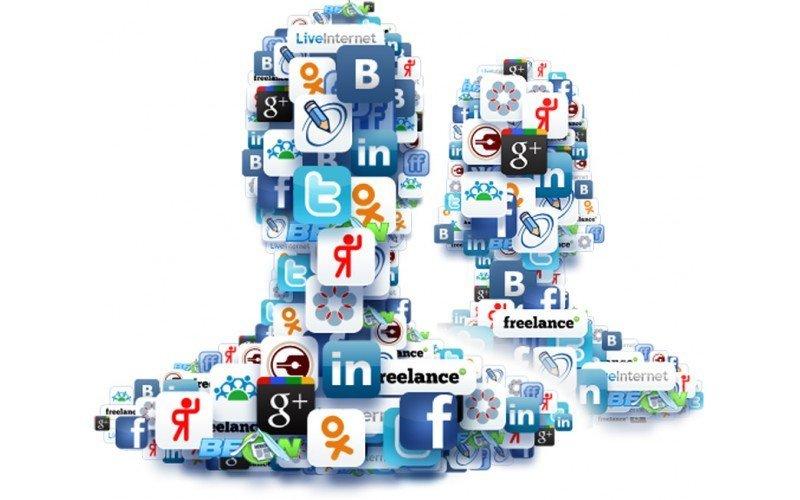 влияние социальных сетей на выдачу ключей