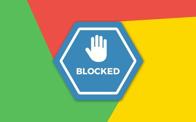 блокировка гугл