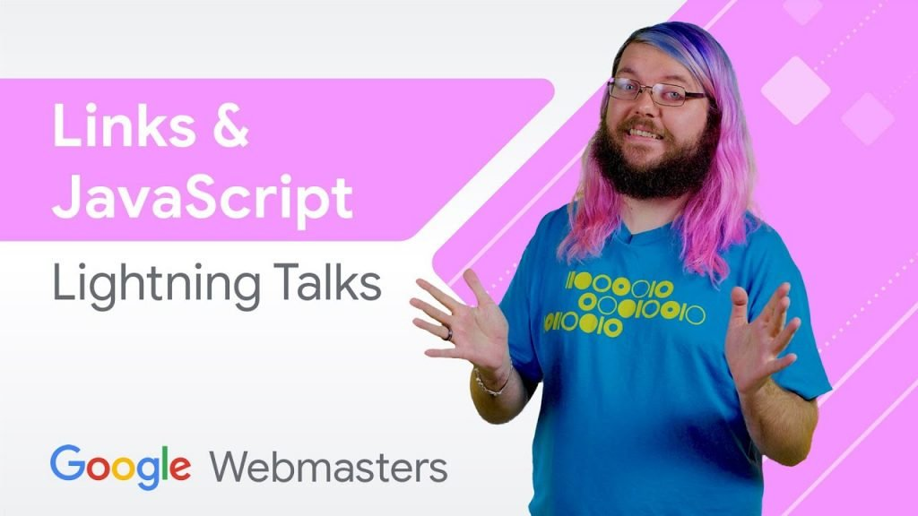 Мартин Сплитт о ссылках и JavaScript