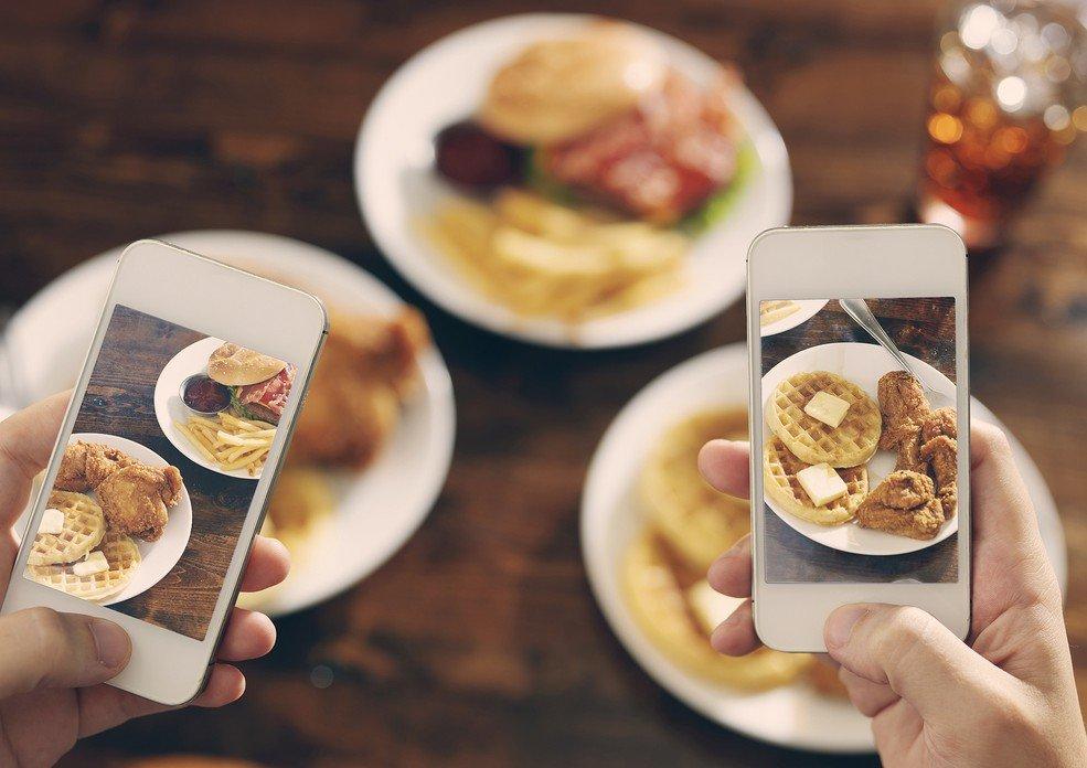 фото еды для инстаграм