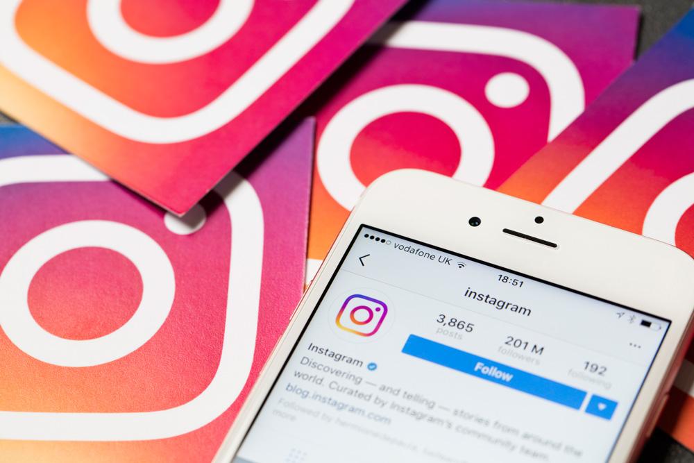 Раскрутка и заработок на Instagram